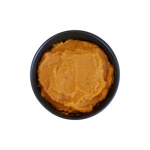 Roast pumpkin puree