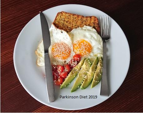 Breakfast Keto Parkinson diet
