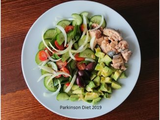 Keto lunch Parkinson diet