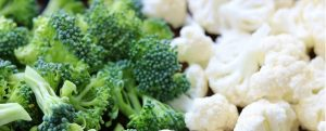 parkinsons keto cauliflower broccoli