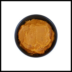 Roast pumpkin puree recipe