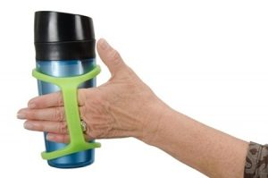 Cup holder silicone